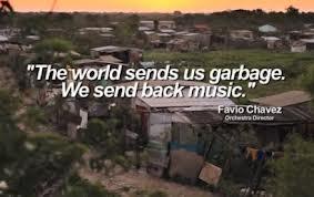 landfill harmonics