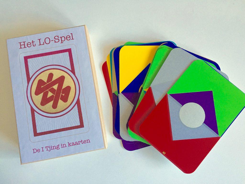 Het LO Spel, de I Tjing in kaarten